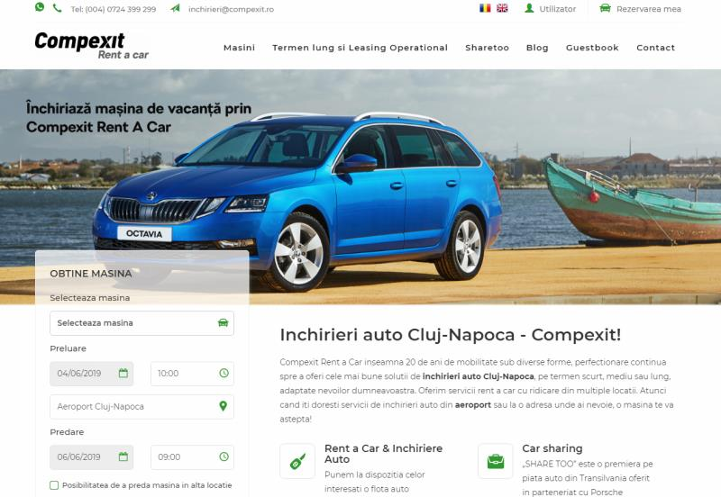 Compexit Rent a Car
